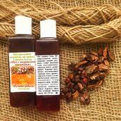 Шампунь Мед с кедровыми орешками и травами Горного Алтая