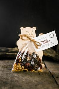 Цукатно-ореховая смесь Привет от Мишки